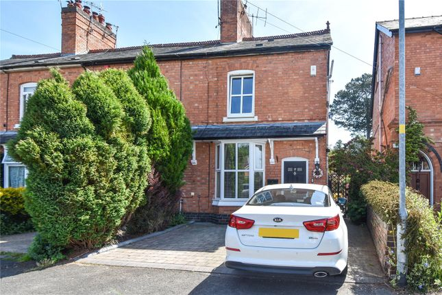 Thumbnail End terrace house for sale in Wellington Road, Bromsgrove