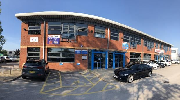 Thumbnail Office to let in The Oaks, Stanney Mill Lane, Ellesmere Port, Cheshire