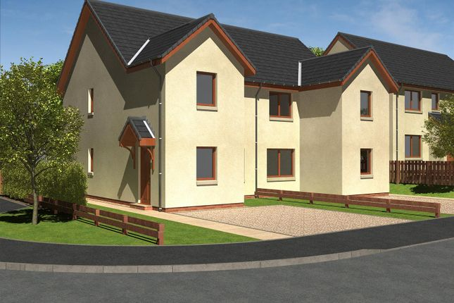Thumbnail Semi-detached house for sale in The Peel, North Broomlands, Kelso