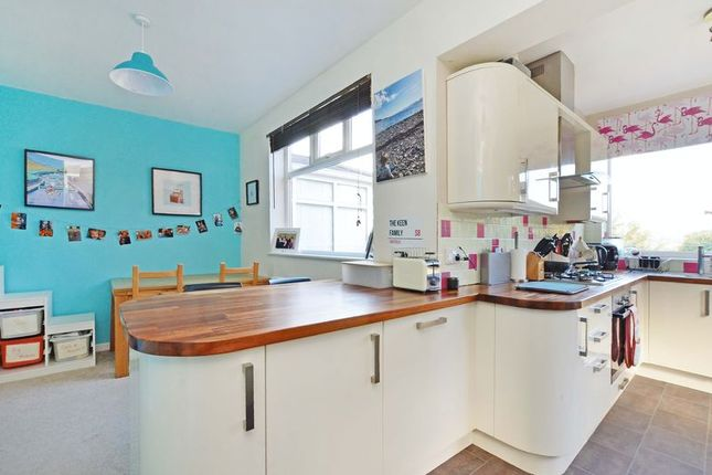 Dining Kitchen of Hollythorpe Rise, Norton Lees, Sheffield S8