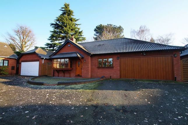 Thumbnail Detached bungalow for sale in Acorn Close, Oak Tree Lane, Bournville, Birmingham