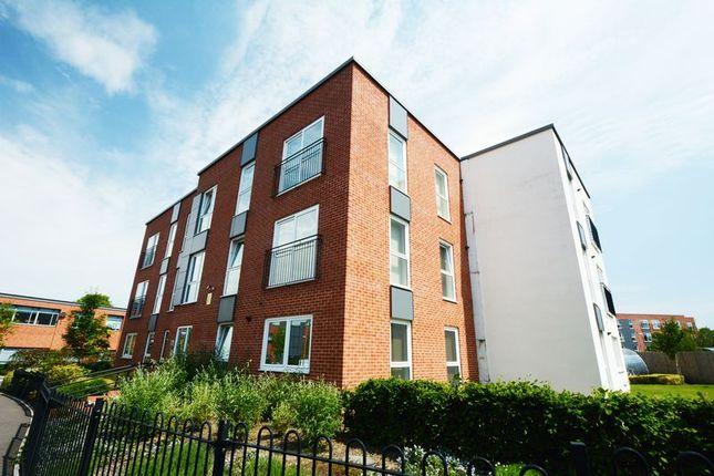 Thumbnail Flat to rent in Sheen Gardens, Heald Point, Manchester