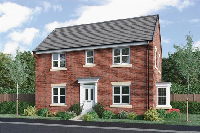 """Thumbnail Detached house for sale in """"Astley"""" at Halam Road, Southwell"""