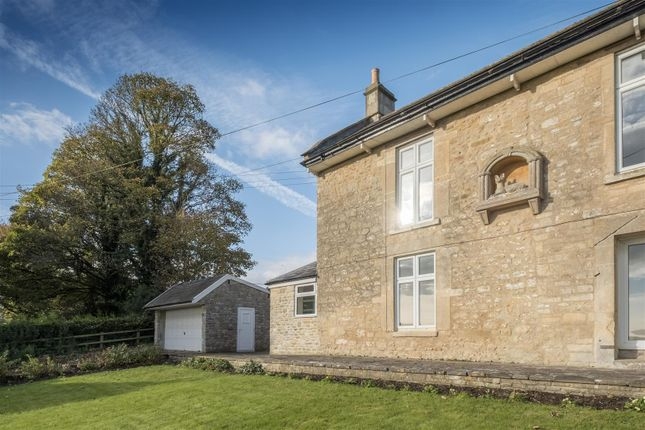 Thumbnail Semi-detached house to rent in Broadmoor Lane, Weston, Bath