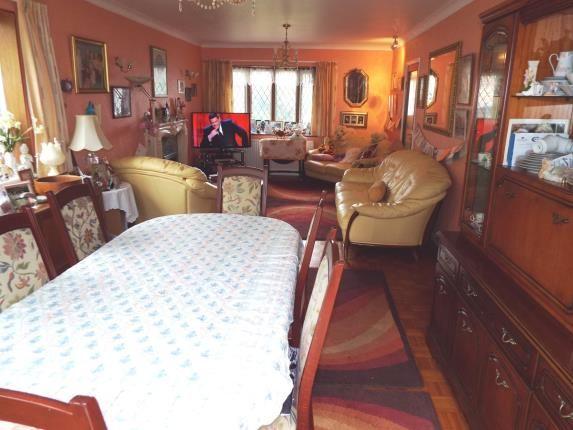 Living Room of Norheads Lane, Biggin Hill, Westerham TN16