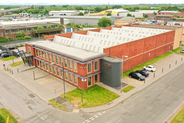 Thumbnail Office for sale in Neville Road, Portrack Lane, Stockton-On-Tees, 2rd