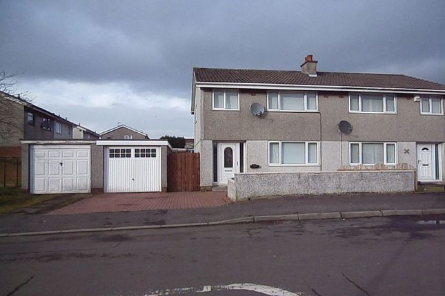 Thumbnail Semi-detached house to rent in Blairdenan Avenue, Moodiesburn, Glasgow
