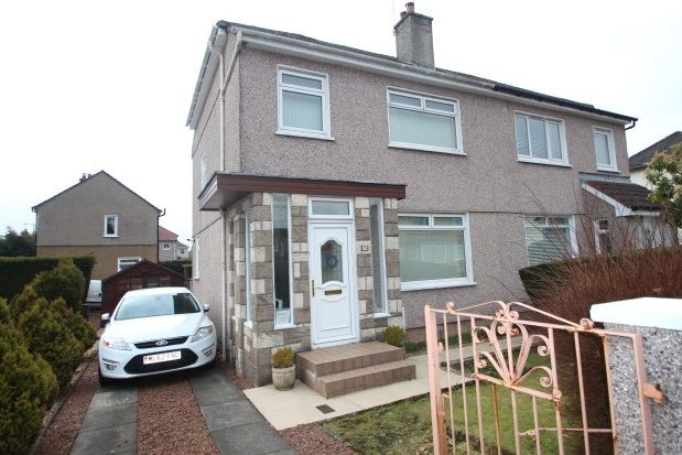 Thumbnail Semi-detached house to rent in Novar Gardens, Bishopbriggs, Glasgow