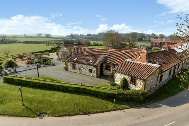 Thumbnail Detached bungalow for sale in Docking Road, Ringstead, Hunstanton