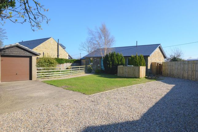 Thumbnail Detached house for sale in Old Swarland, Morpeth, Northumberland