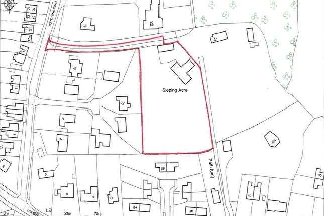 Thumbnail Land for sale in North End Road, Quainton, Aylesbury