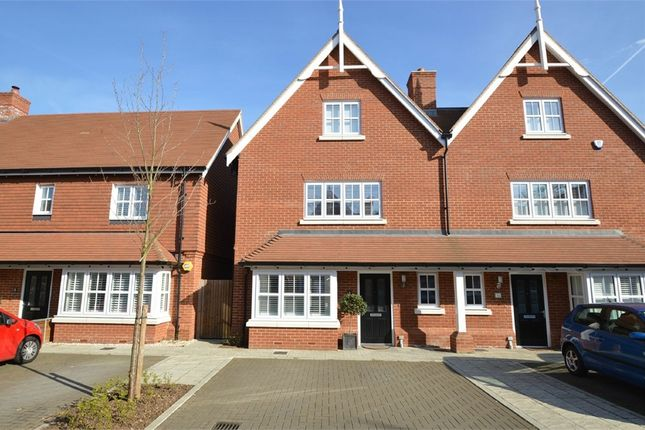 4 bed semi-detached house for sale in Swan Close, Walton-On-Thames