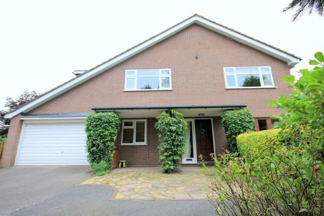 Thumbnail Detached house for sale in Vanity Lane, Oulton, Stone