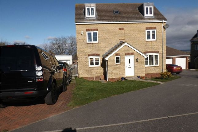 Thumbnail Detached house for sale in Lily Gardens, Dipton, Stanley, Durham