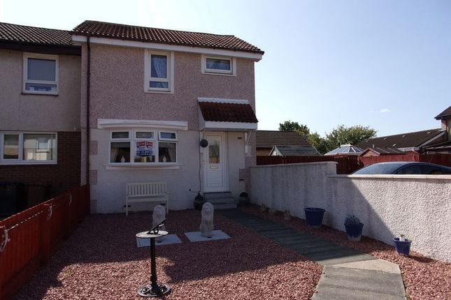 Thumbnail Terraced house for sale in Malleable Gardens, Motherwell