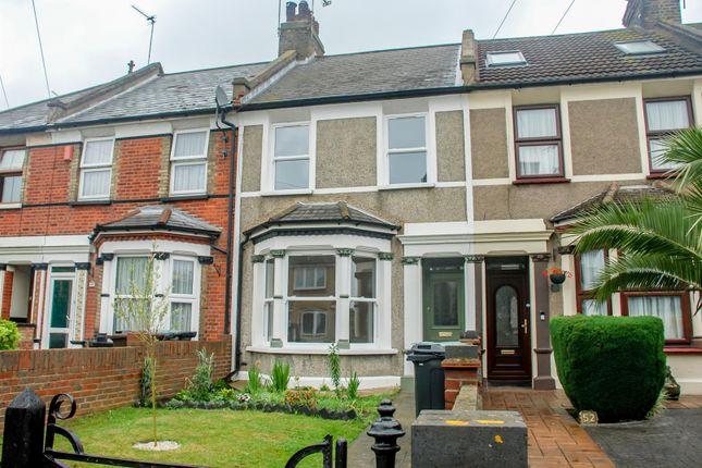 3 bed terraced house for sale in Dover Road, Northfleet, Gravesend DA11