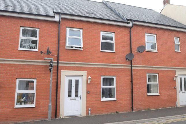 Thumbnail Terraced house to rent in Barrington Street, Tiverton, Devon