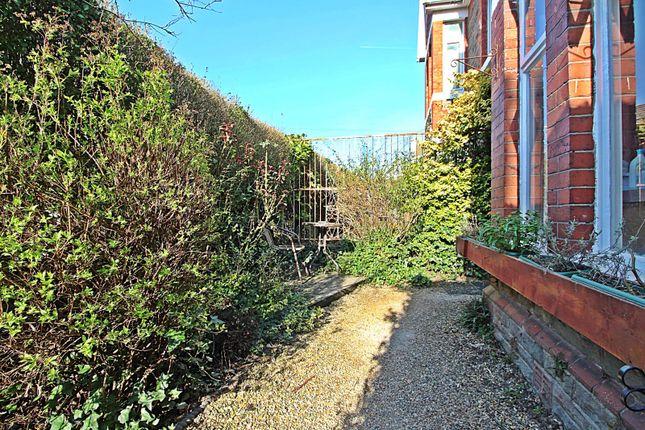 Front Garden of Park Crescent, Treforest, Pontypridd, Rhondda Cynon Taff CF37