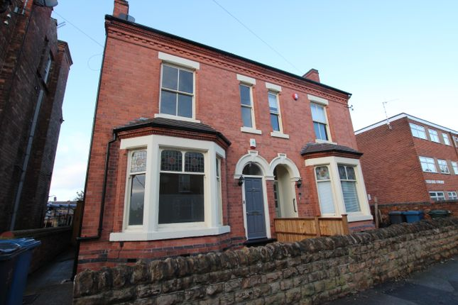 Thumbnail Semi-detached house to rent in North Road, West Bridgford, Nottingham