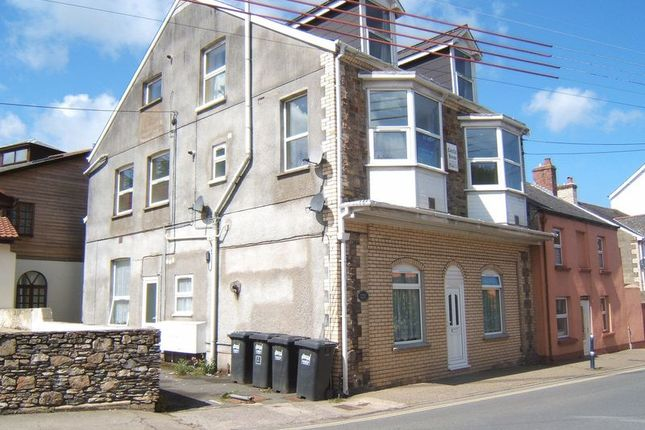 Thumbnail Flat to rent in High Street, Combe Martin, Ilfracombe