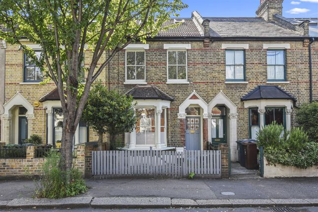 Thumbnail Terraced house for sale in Chelmsford Road, Walthamstow, London