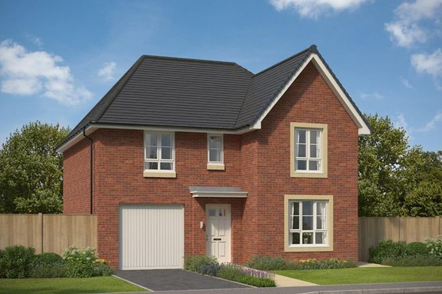 "Thumbnail Detached house for sale in ""Ballathie"" at Castlelaw Crescent, Bilston, Roslin"
