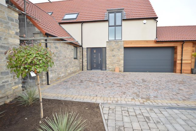 Thumbnail Detached house for sale in Elm House, Gravel Hill Road, Yate, Bristol