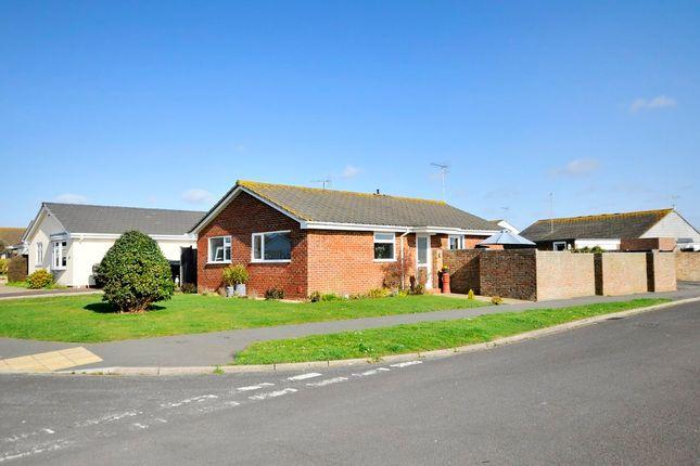 Thumbnail Detached bungalow for sale in Fairway, Littlehampton