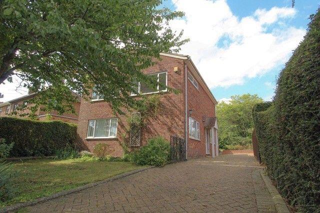 Thumbnail Detached house for sale in Amen Place, Little Addington, Kettering