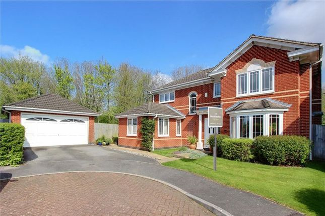 Thumbnail Detached house for sale in Fishlake Meadows, Romsey, Hampshire
