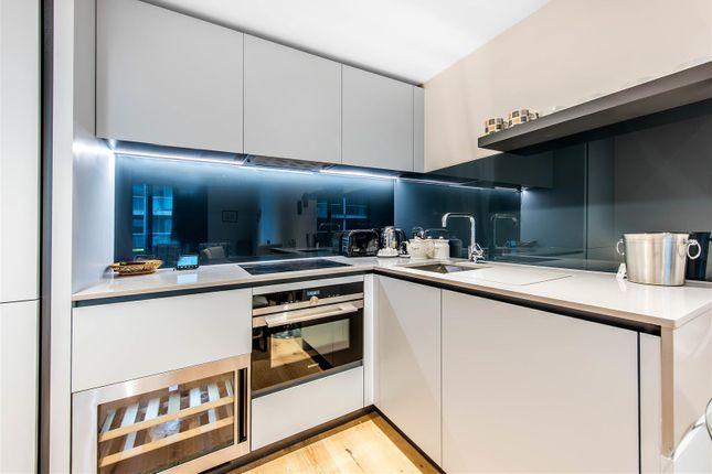 Kitchen of 4 Riverlight Quay, Nine Elms Lane, Nine Elms SW11