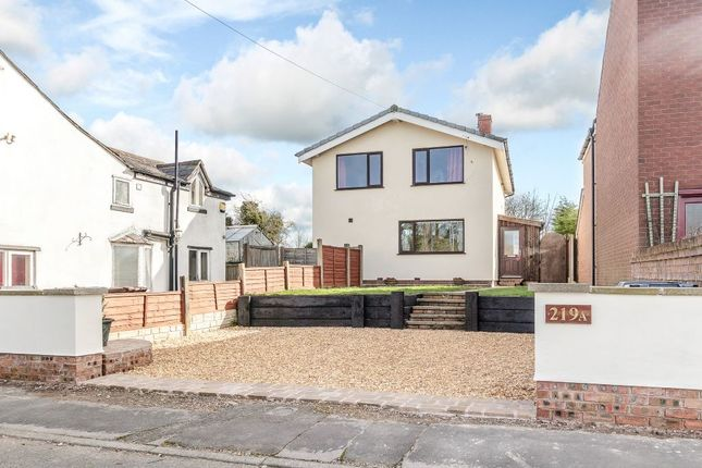 Thumbnail Detached house for sale in Liverpool Old Road, Preston, Lancashire