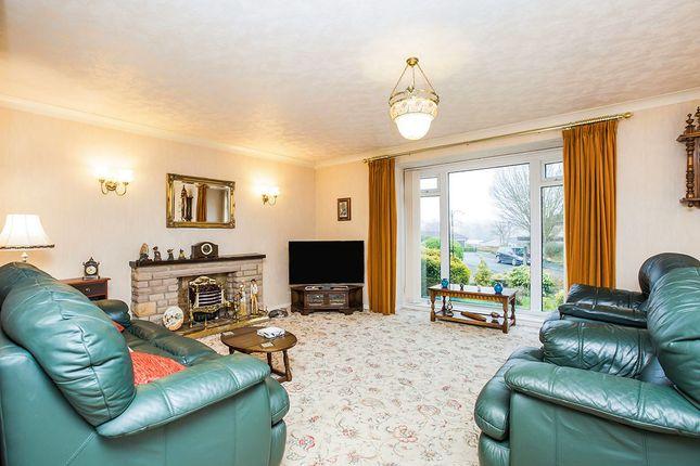 Lounge of Harvelin Park, Todmorden, West Yorkshire OL14
