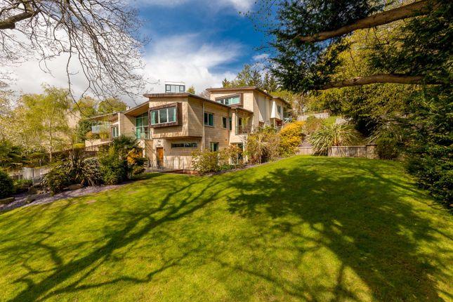 Thumbnail Detached house for sale in 8 Belmont Drive, Murrayfield, Edinburgh