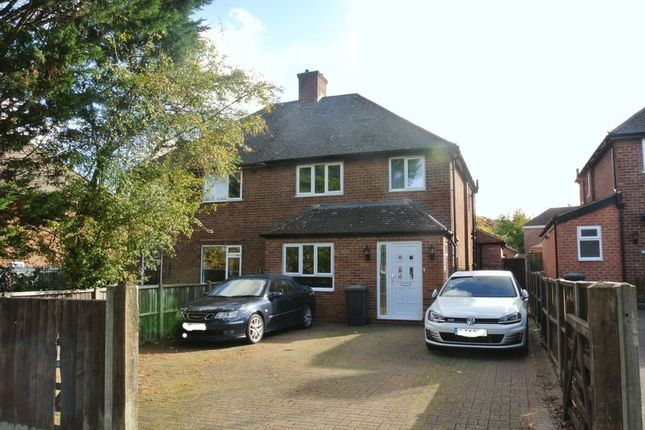 Thumbnail Semi-detached house for sale in Randwick Road, Tuffley, Gloucester
