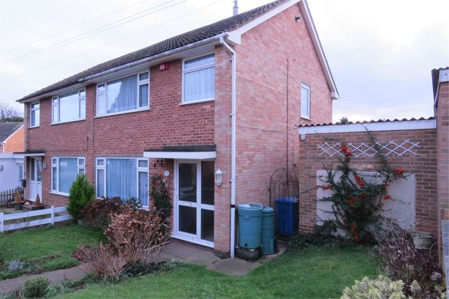 Thumbnail Semi-detached house for sale in Lydbrook Close, Sittingbourne, Kent