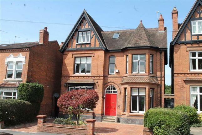 Thumbnail Detached house for sale in Victoria Road, Harborne, Birmingham