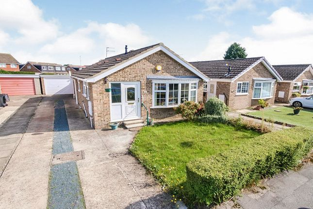 Thumbnail Bungalow for sale in Ruddings Close, Haxby, York, North Yorkshire