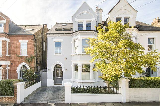 Thumbnail Semi-detached house for sale in Elms Road, London