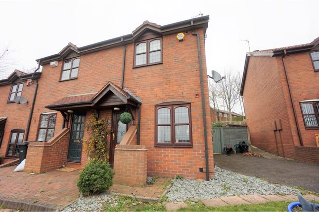 End terrace house in  Rubens Close  Dudley  Birmingham