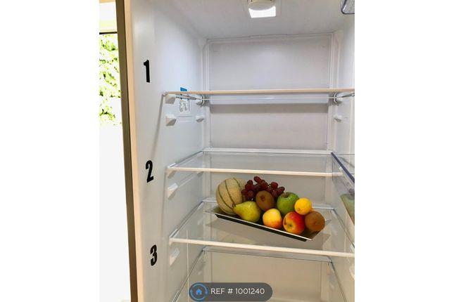 Dedicated Fridge Shelves For Residents