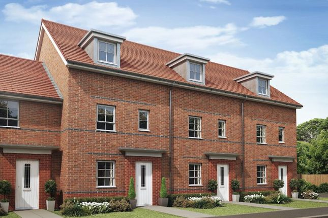 """Thumbnail Terraced house for sale in """"Woodcote"""" at Sutton Way, Whitby, Ellesmere Port"""