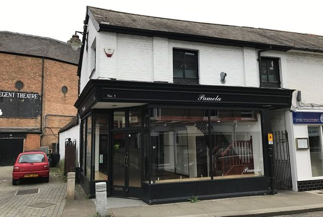 Thumbnail Retail premises for sale in Baddow Road, Chelmsford