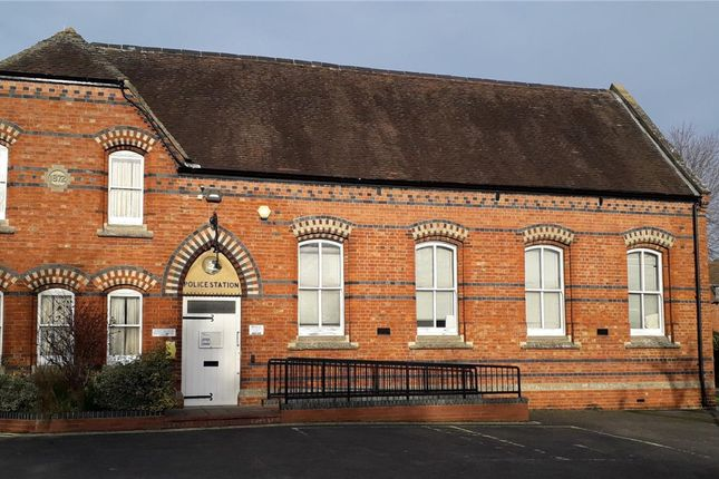 Land for sale in Newport Pagnell Police Station, 124 High Street, Newport Pagnell, South East