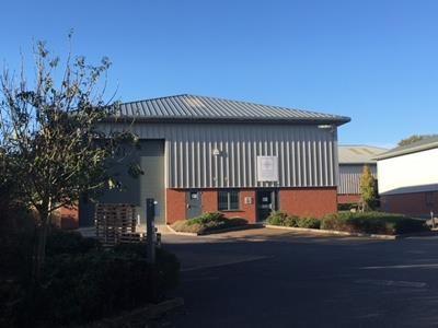 Thumbnail Light industrial to let in 2B Tealgate, Hungerford, Berkshire