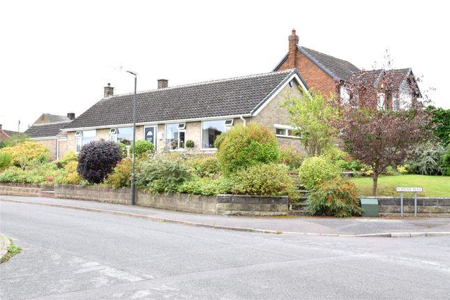 Thumbnail Detached bungalow for sale in Welbeck Avenue, Kirk Hallam, Ilkeston, Derbyshire