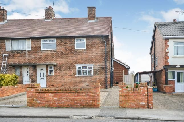 Thumbnail Semi-detached house for sale in Forest Road, Sutton-In-Ashfield, Nottinghamshire, Notts