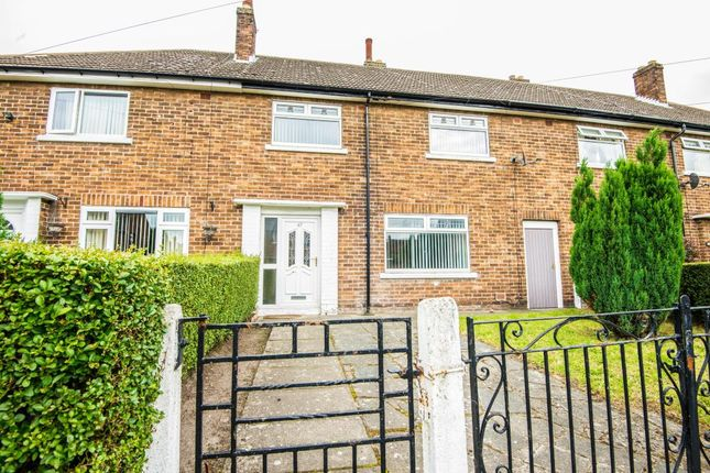Thumbnail Terraced house to rent in Parker Crescent, Ormskirk