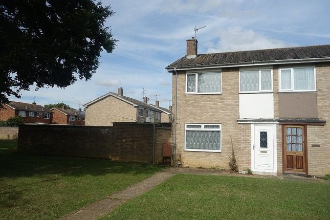 Thumbnail Semi-detached house to rent in Bradden Street, Peterborough, Cambridgeshire.