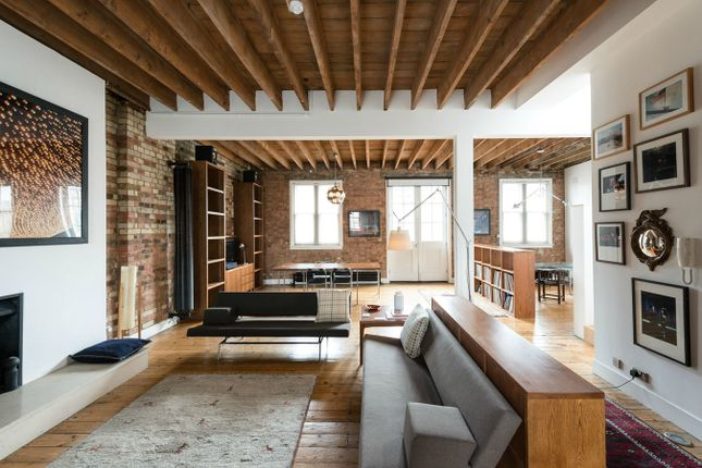Thumbnail Flat for sale in Rufus Street, London